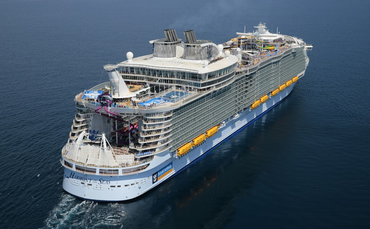 harmony of the seas royal caribbean blog