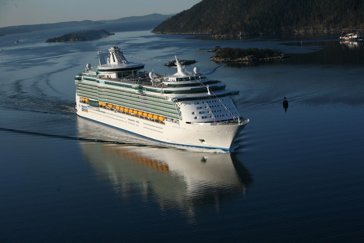 New Photos From All Over Royal Caribbean S Independence Of