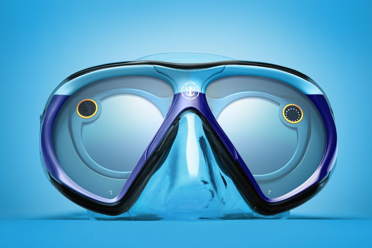 Social media royal caribbean blog according to adweek royal caribbean chief marketing officer jim berra indicated the goal is to receive a patent for the goggles and then equip ships with falaconquin