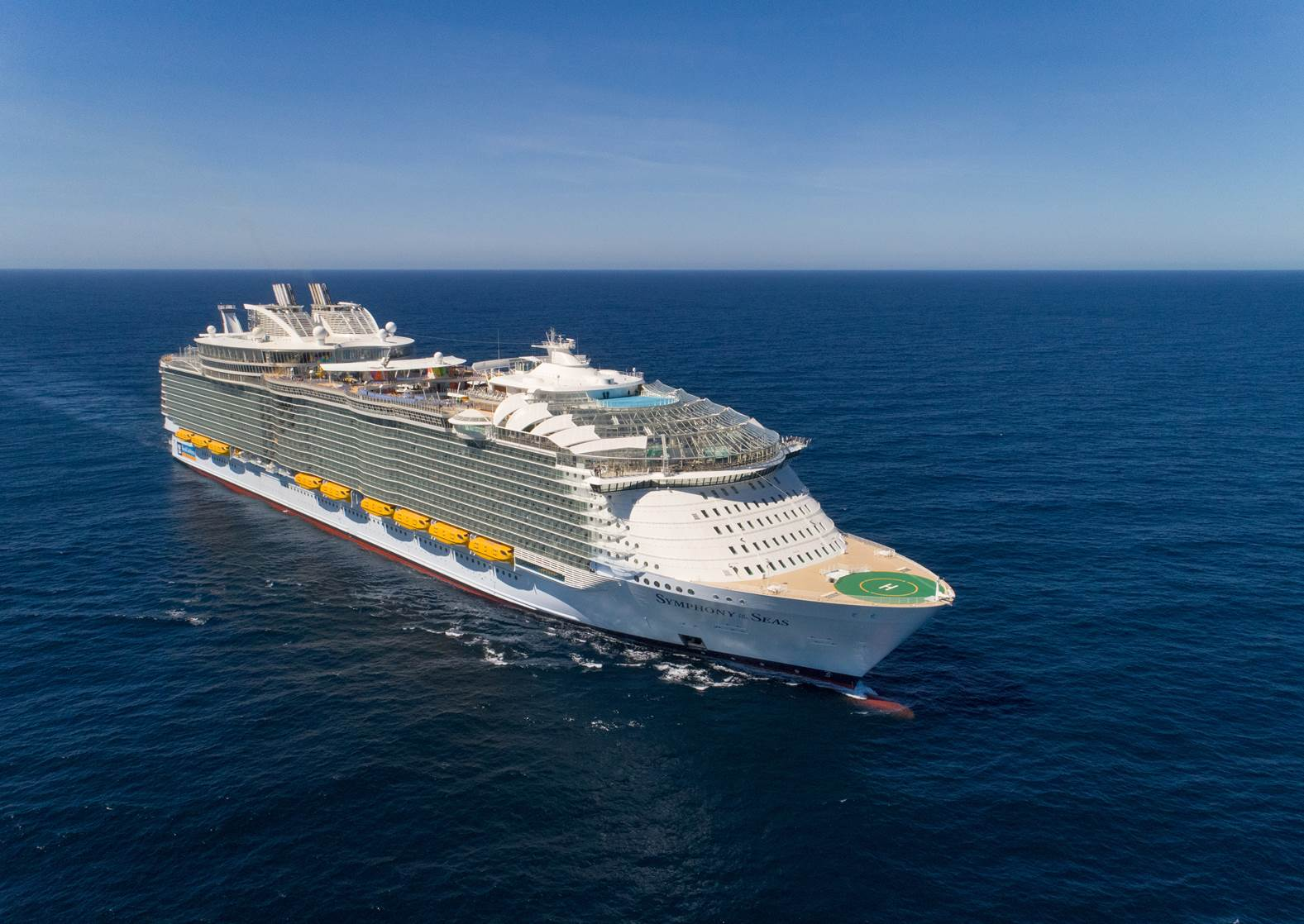Why you should be excited about Royal Caribbean's Symphony of the Seas arrival in the United States (royalcaribbeanblog.com)
