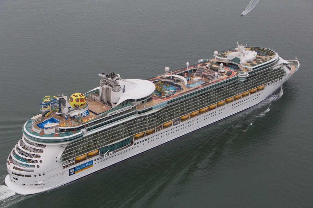 Royal Caribbean Arrives In Southampton To Begin Summer