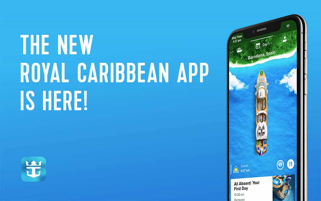 Royal Caribbean provides official update on new smart phone app | Royal  Caribbean Blog