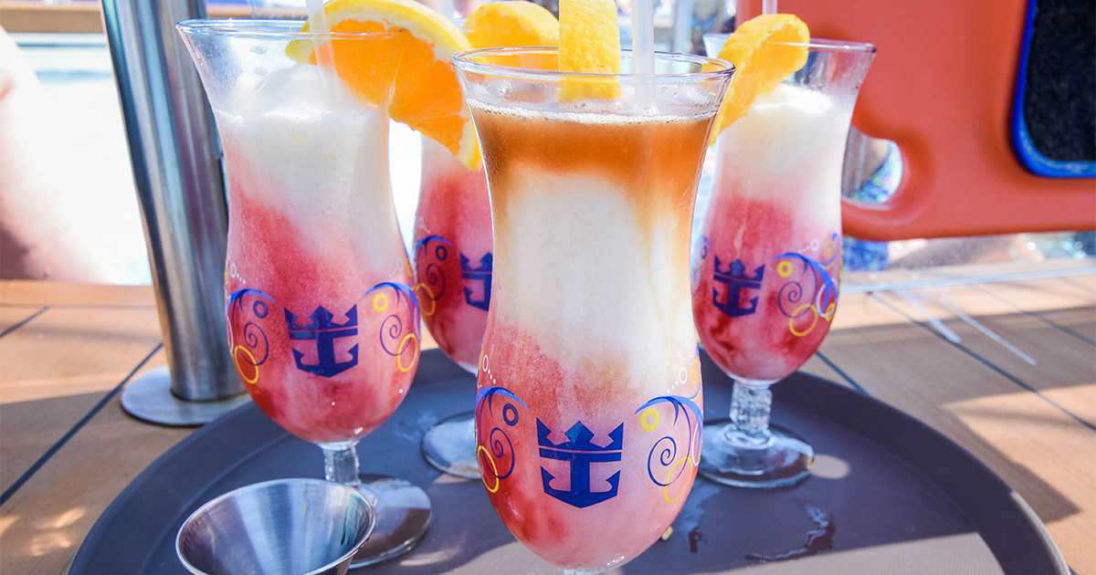 2019 Royal Caribbean Drink Package Info, Tips, Pros & Cons