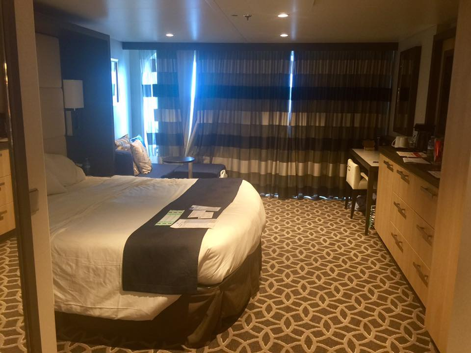 Photo Tour Of Spa Junior Suite On Anthem Of The Seas