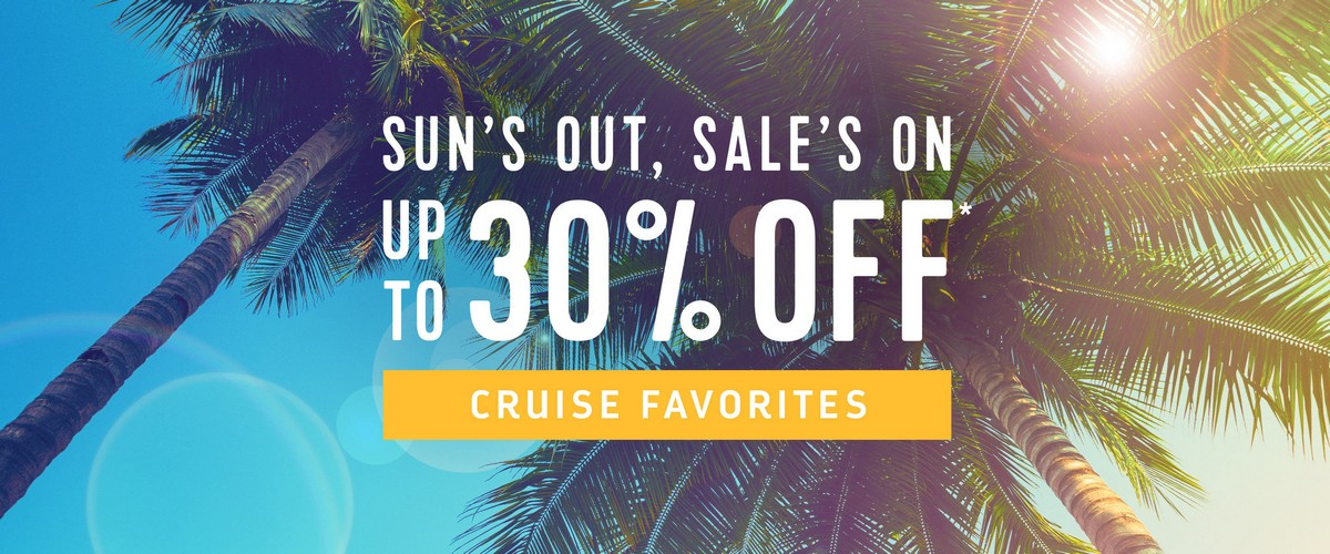Royal Caribbean Offering Pre Cruise Sale On Select Purchases