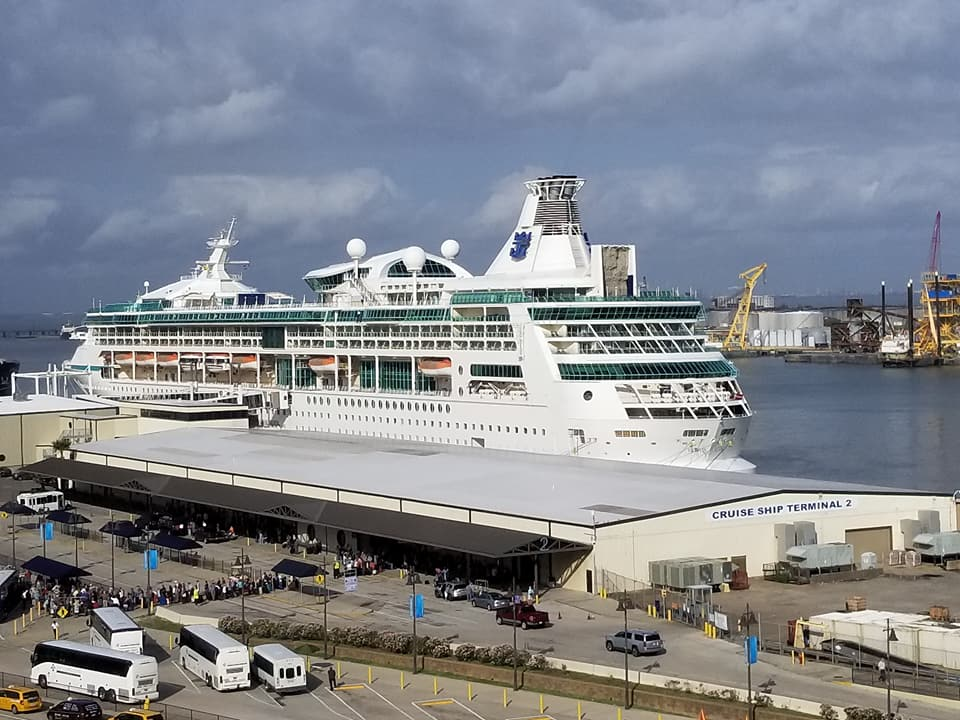 Royal Caribbean Adding Facial Recognition To New Galveston