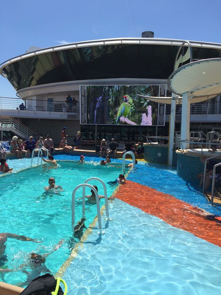First Look Photos From Royal Caribbean S Jewel Of The Seas