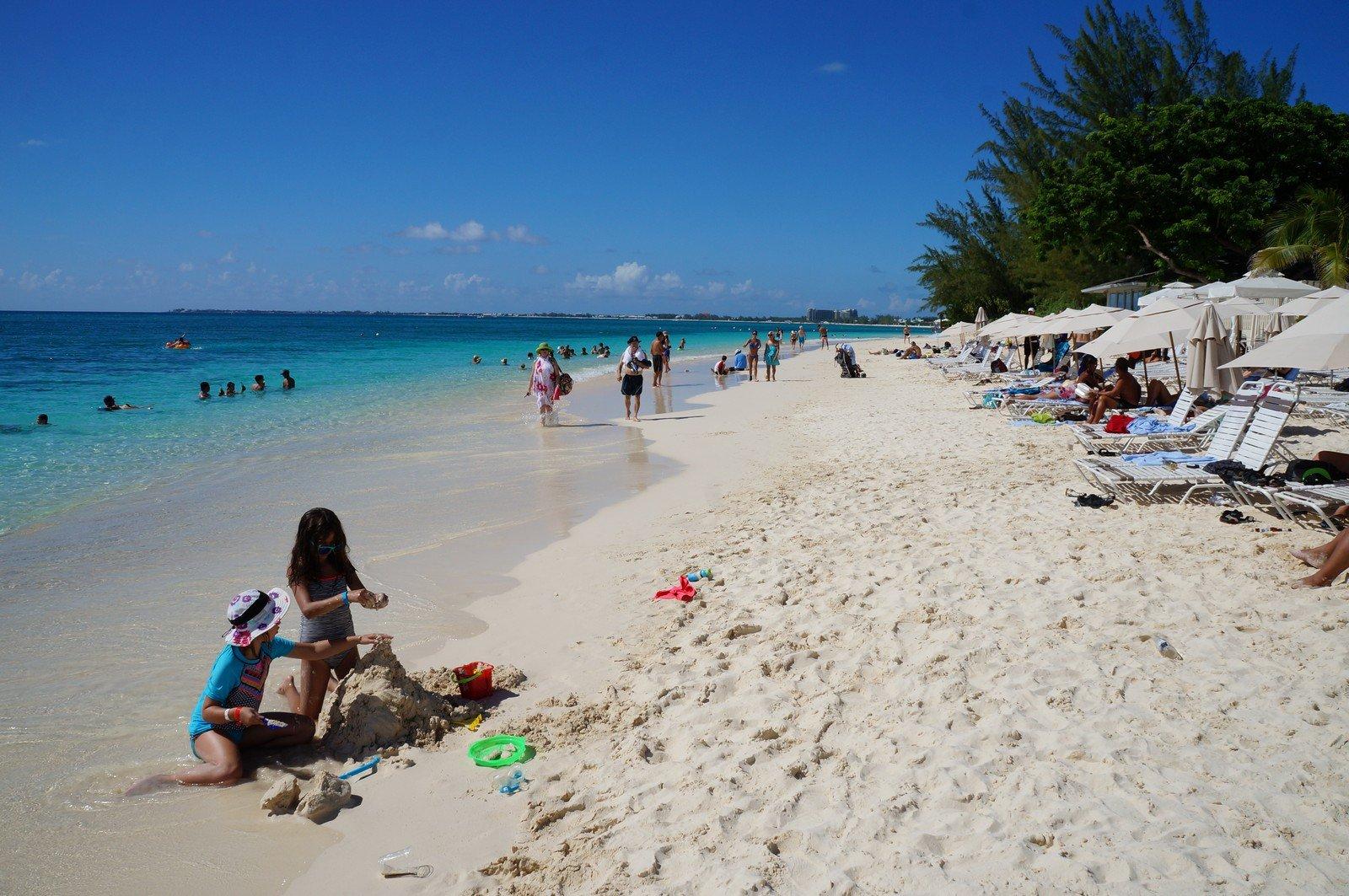 Excursion Focus Royal Palms Beach Club In Grand Cayman