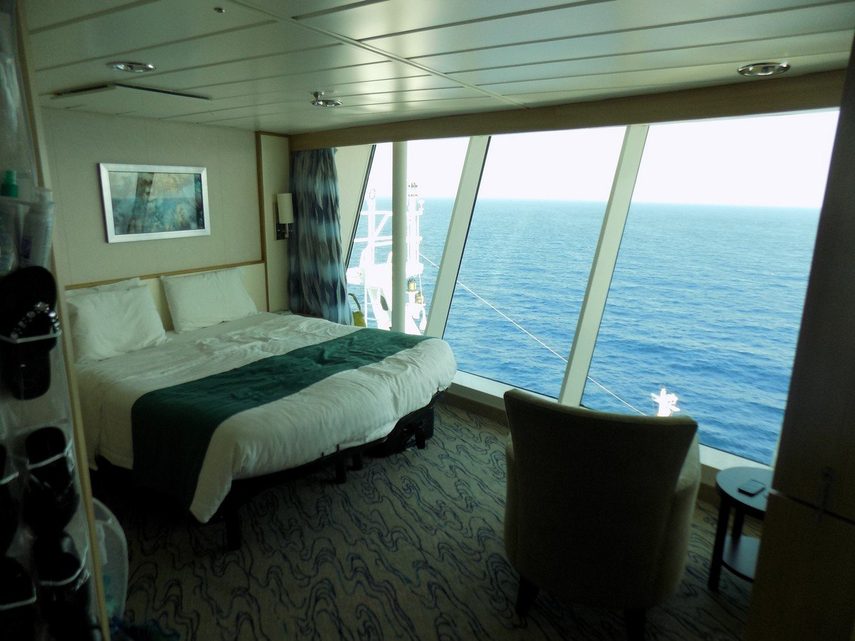 Cabin Bedroom Photo Tour Of Family Panoramic Ocean View Stateroom On