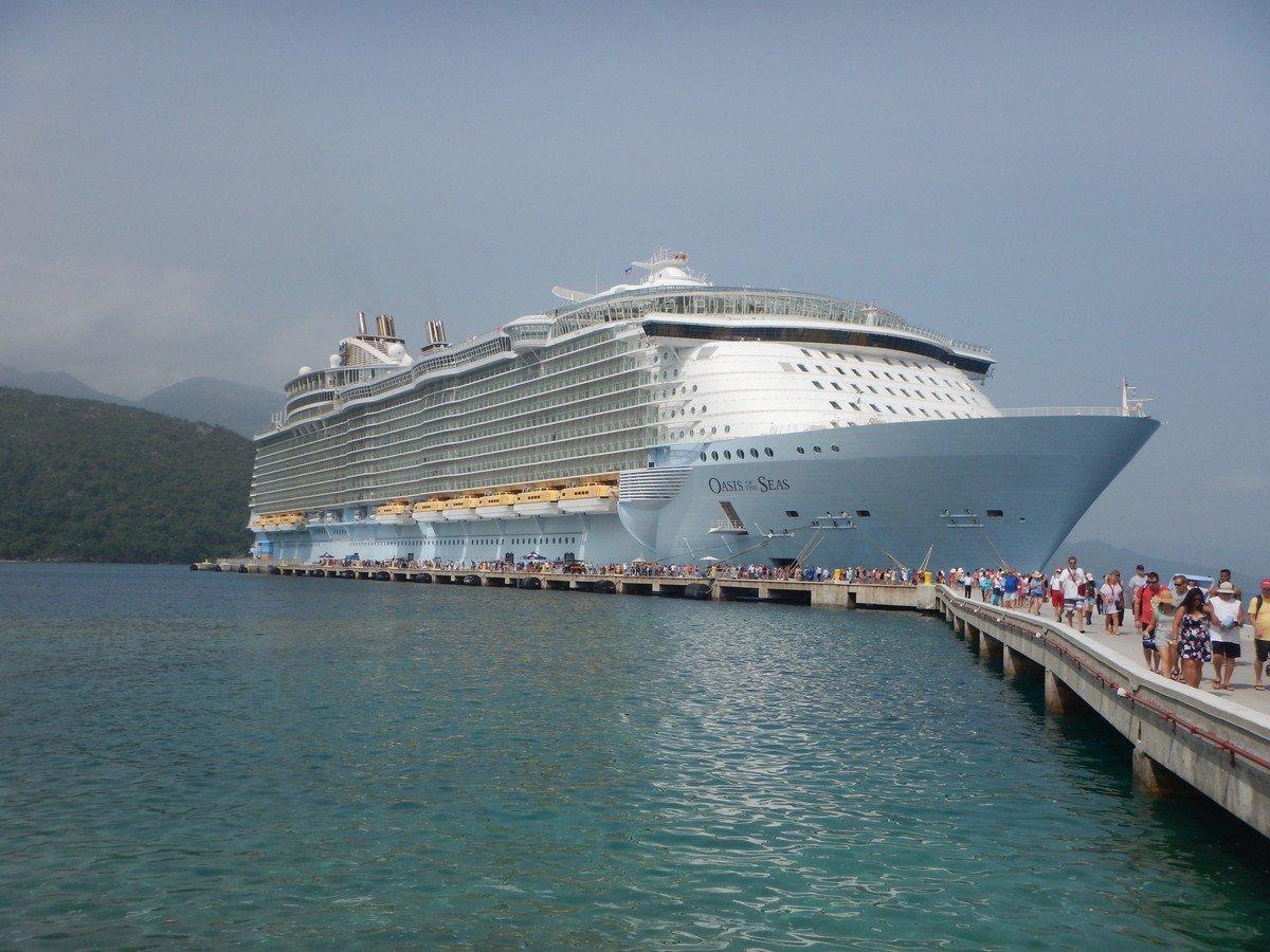 Oasis Of The Seas Live Blog Day 6 Labadee Royal