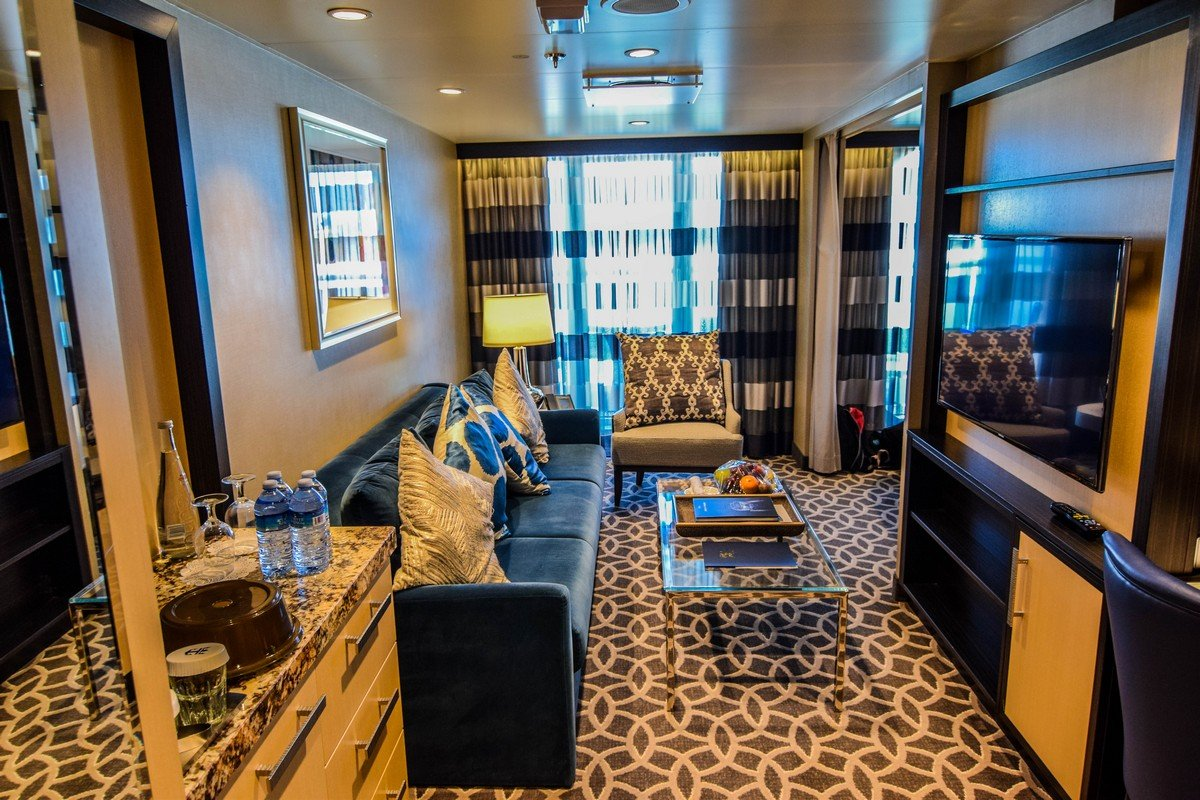 Grand Suite Photo Tour On Royal Caribbean S Anthem Of The