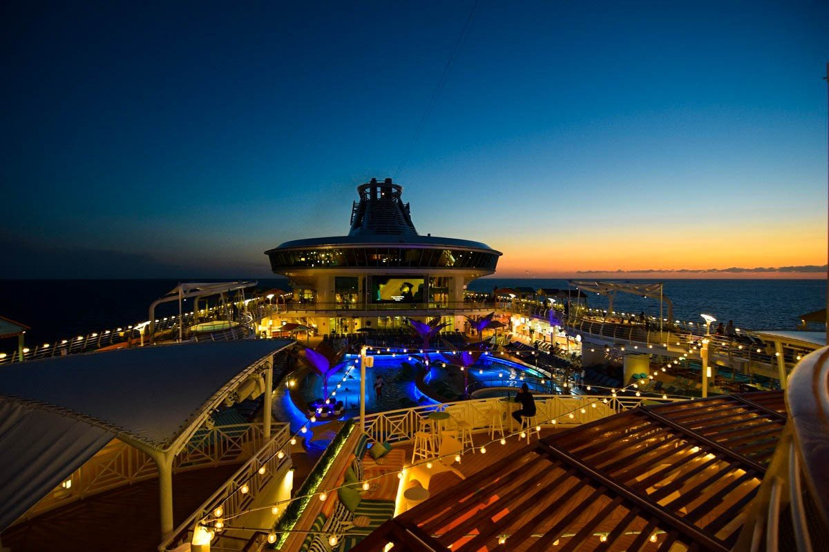 Navigator of the Seas Live Blog - Day 1 - Embarkation Day
