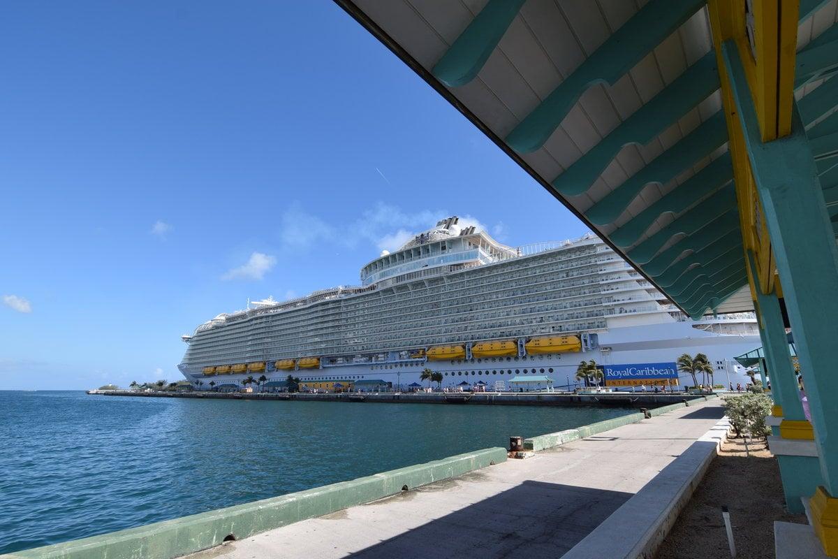Harmony Of The Seas Live Blog Day 2 Nassau Bahamas