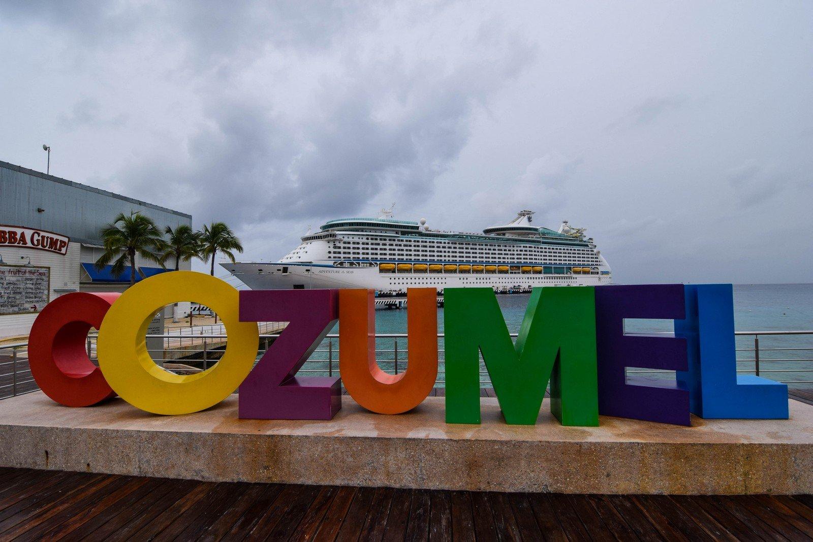 Adventure of the Seas Live Blog - Day 5 - Cozumel