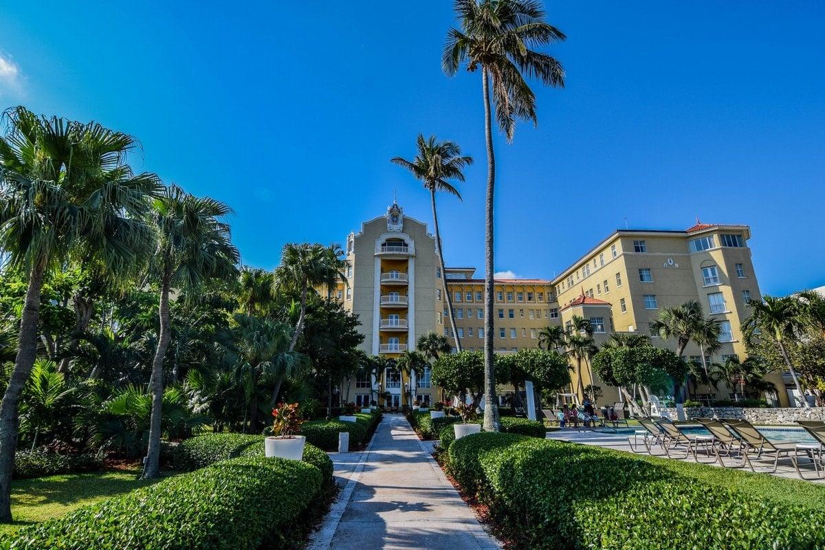 Excursion Focus British Colonial Hilton In Nassau