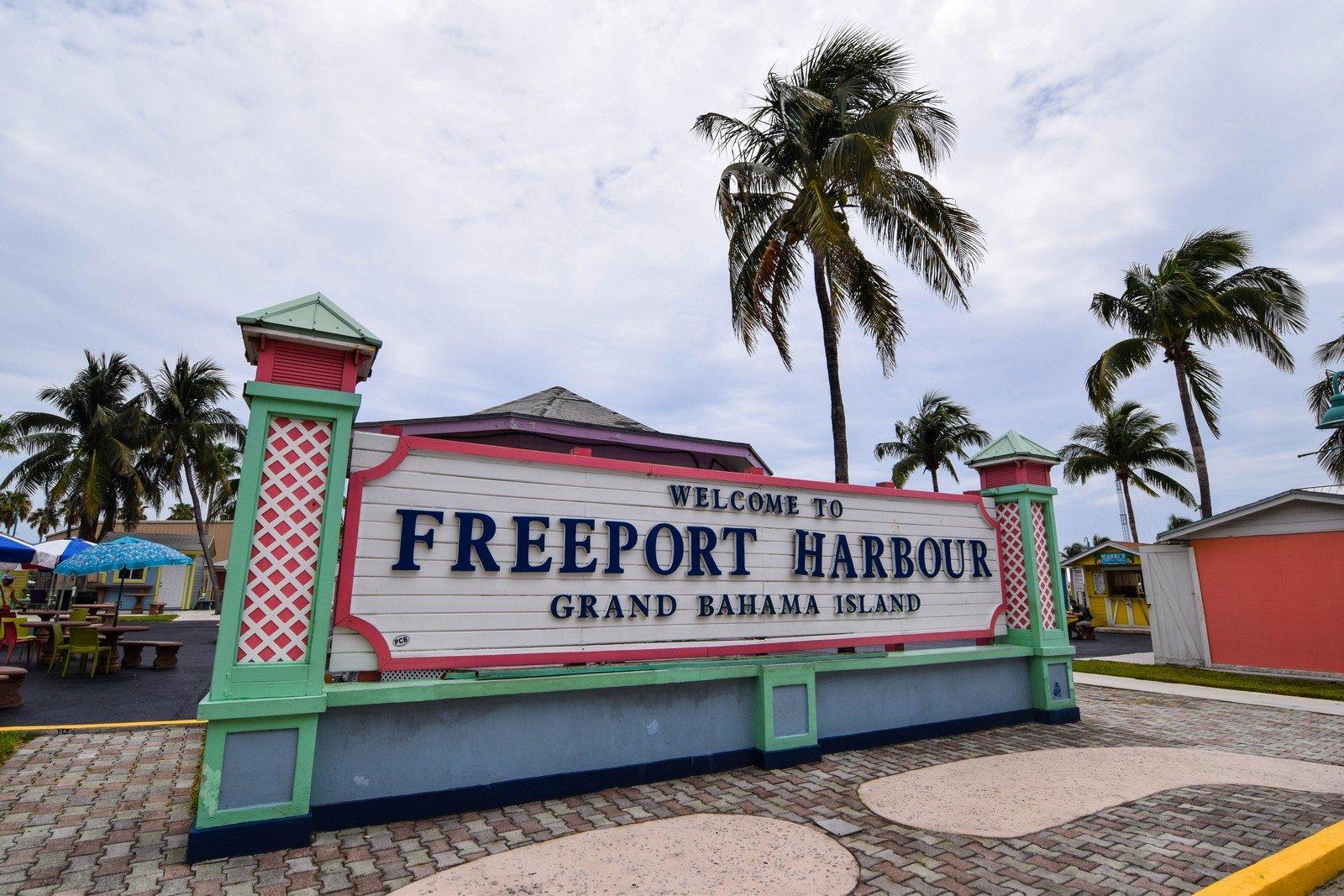 Adventure of the Seas Live Blog - Day 7 - Freeport