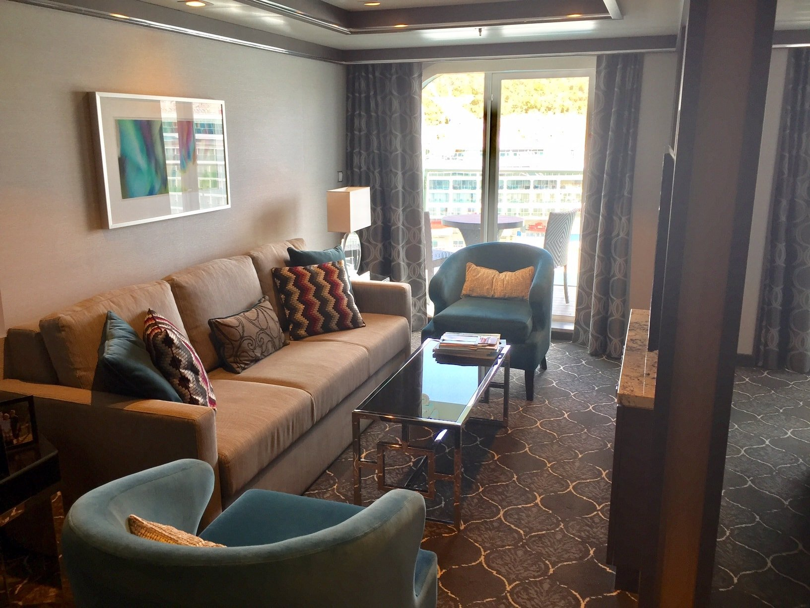 Photo Tour Of Grand Suite On Royal Caribbean 39 S Harmony Of The Seas Royal Caribbean Blog