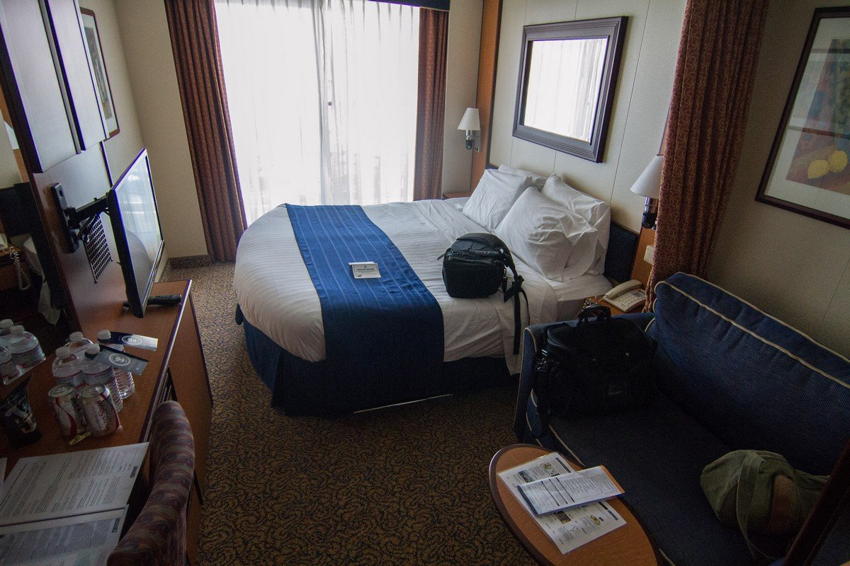 Brilliance Of The Seas Category E2 Deluxe Ocean View