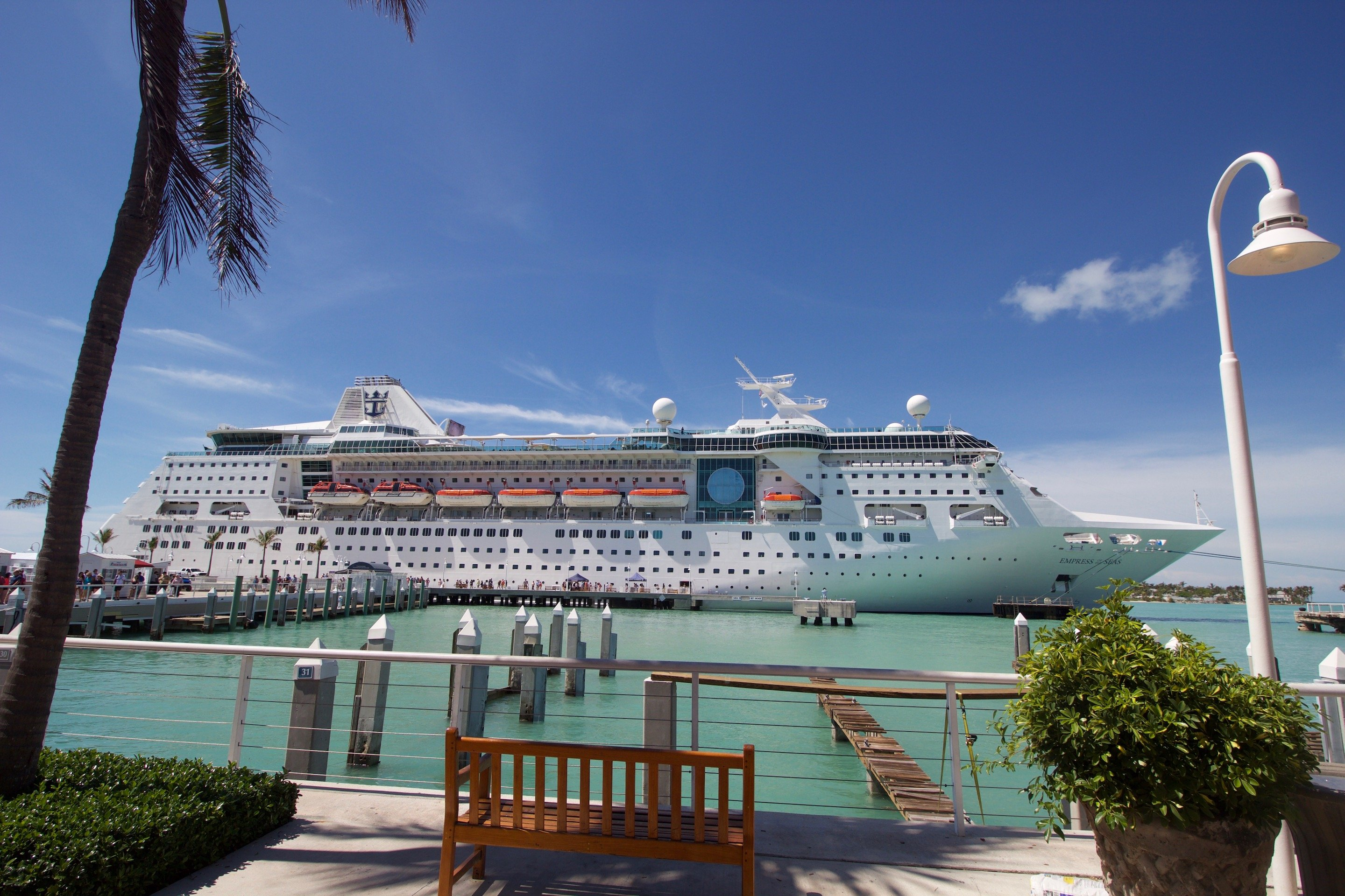 Empress Of The Seas Live Blog Day Two Key West