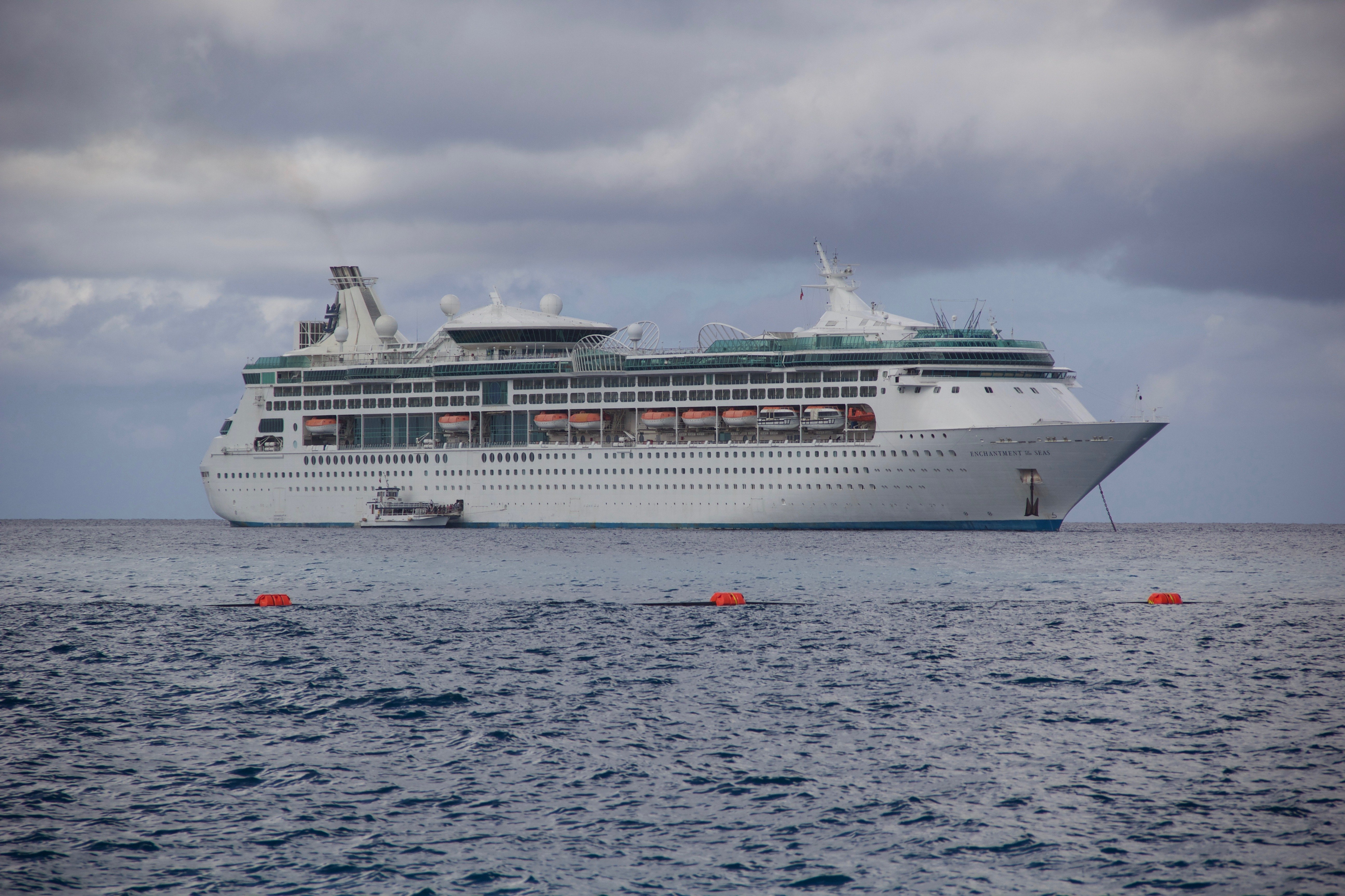 Enchantment Of The Seas Live Blog Day 2 Coco Cay Royal Caribbean Blog
