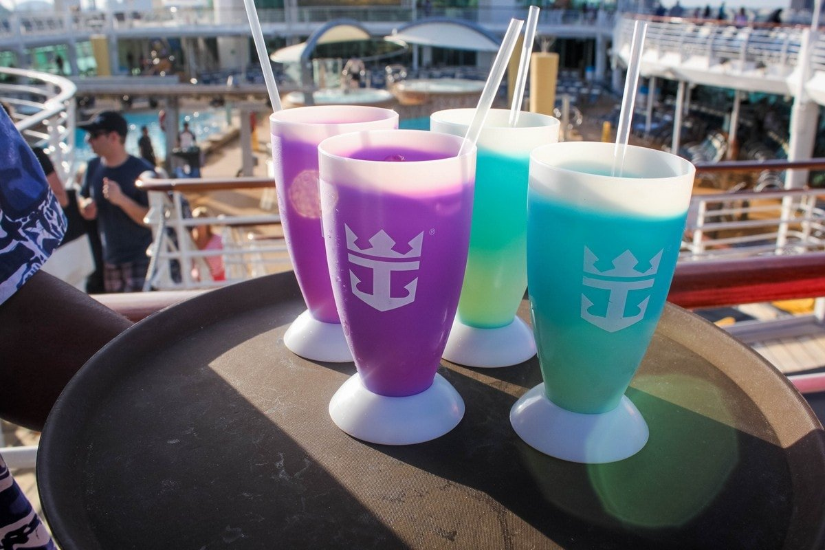 Answers to 10 commonly asked Royal Caribbean drink package