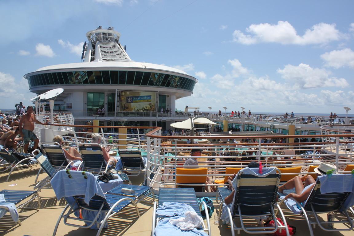 Navigator Of The Seas Live Blog Day 8 Sea Day Royal