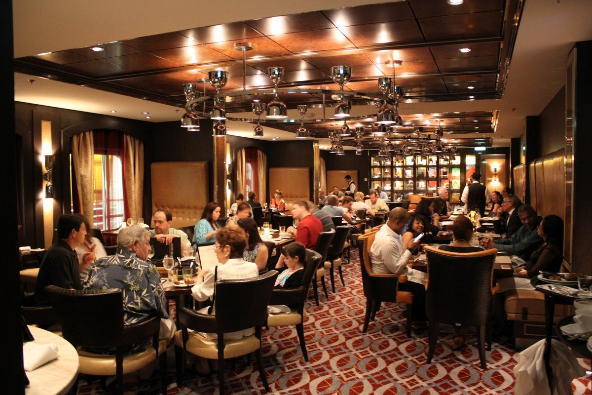 Restaurant Review Chops Grille On Quantum Of The Seas