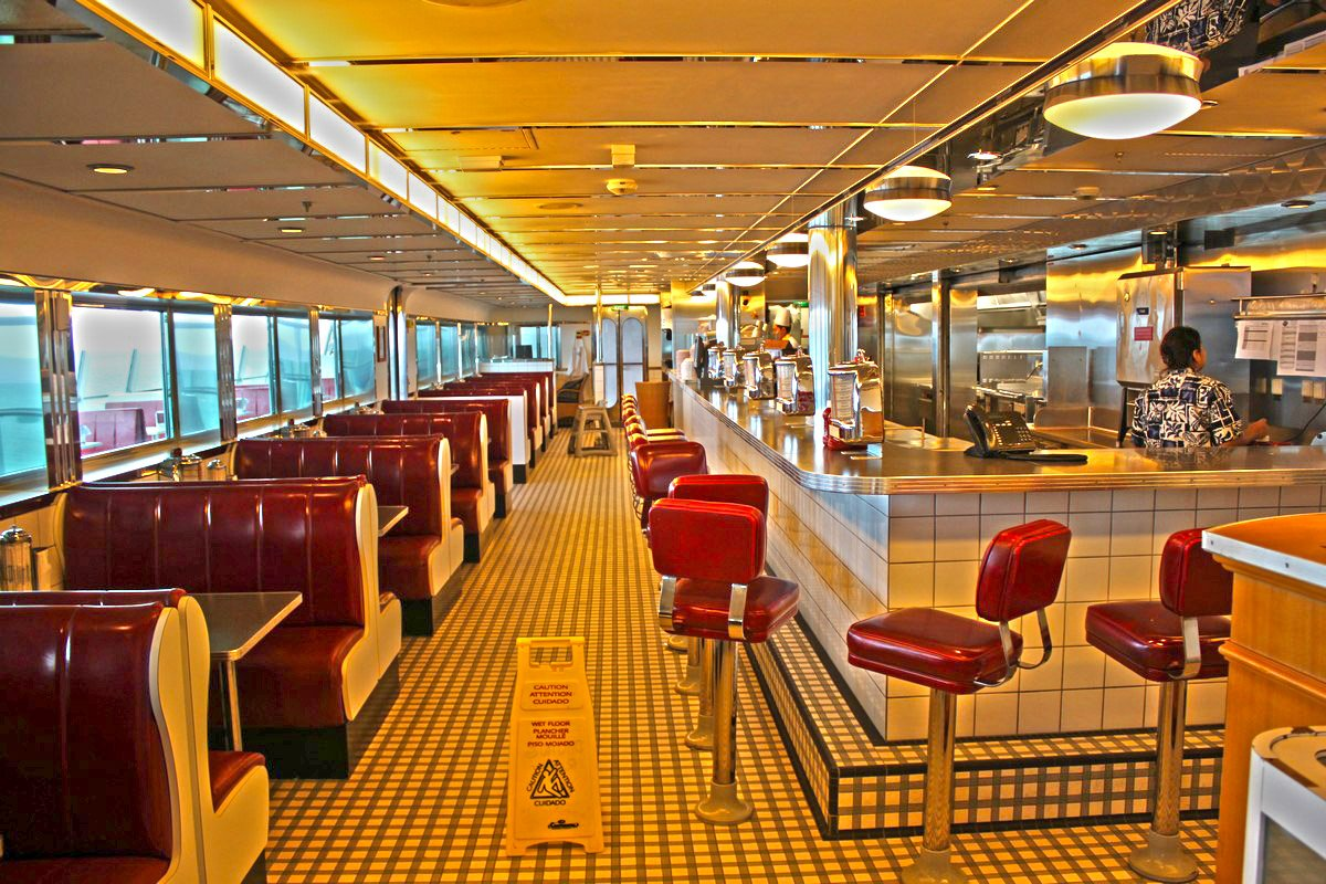 Johnny Rockets On Royal Caribbean Ships Royal Caribbean Blog