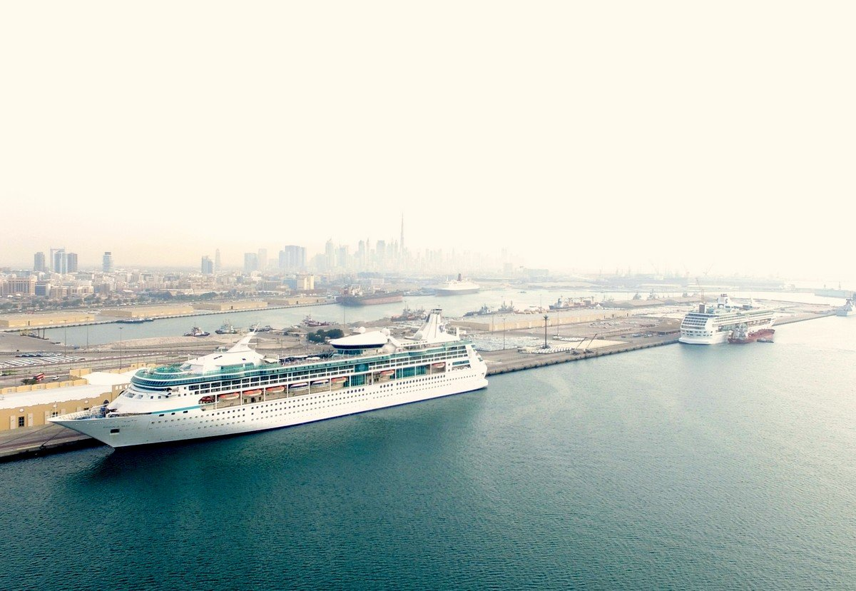Royal Caribbean39s Last Ever Cruise By Legend Of The Seas
