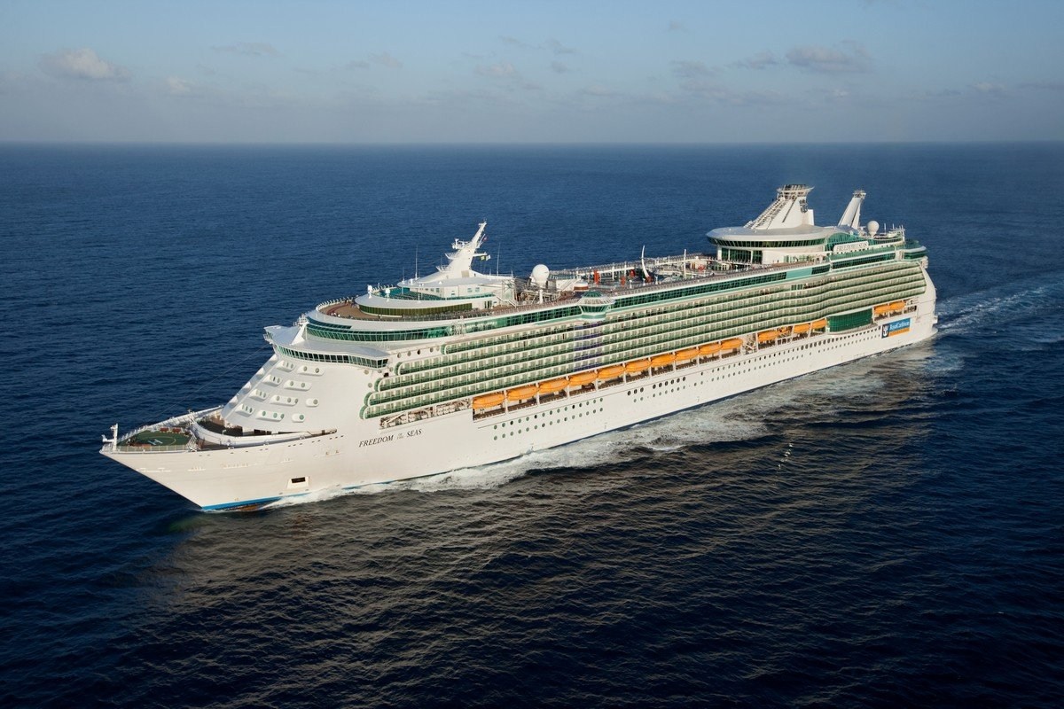 Freedom of the Seas successfully completes test cruise