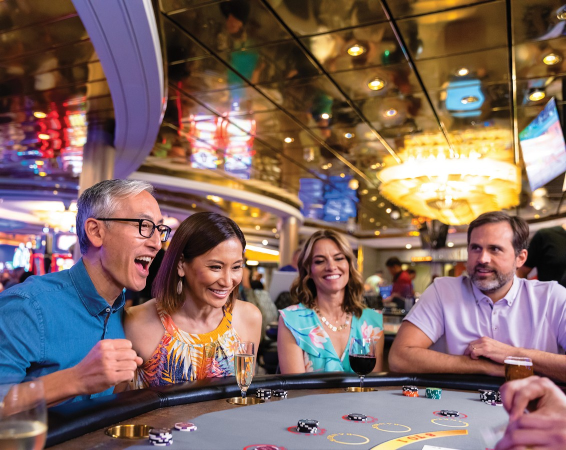 Royal Caribbean adds casino tournaments to Cruise Planner | Royal Caribbean  Blog