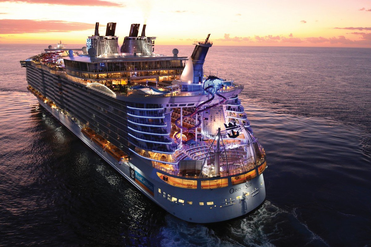 Everything you wanted to know about Oasis of the Seas