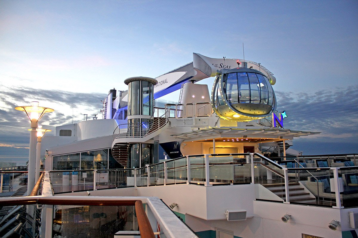 Royal Caribbean expanding hours for iFly and North Star on Anthem of the Seas | Royal Caribbean Blog