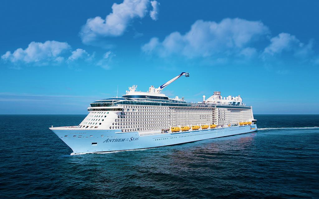 Royal Caribbean Announces 20172018 Seasonal And YearRound Itineraries To Ca