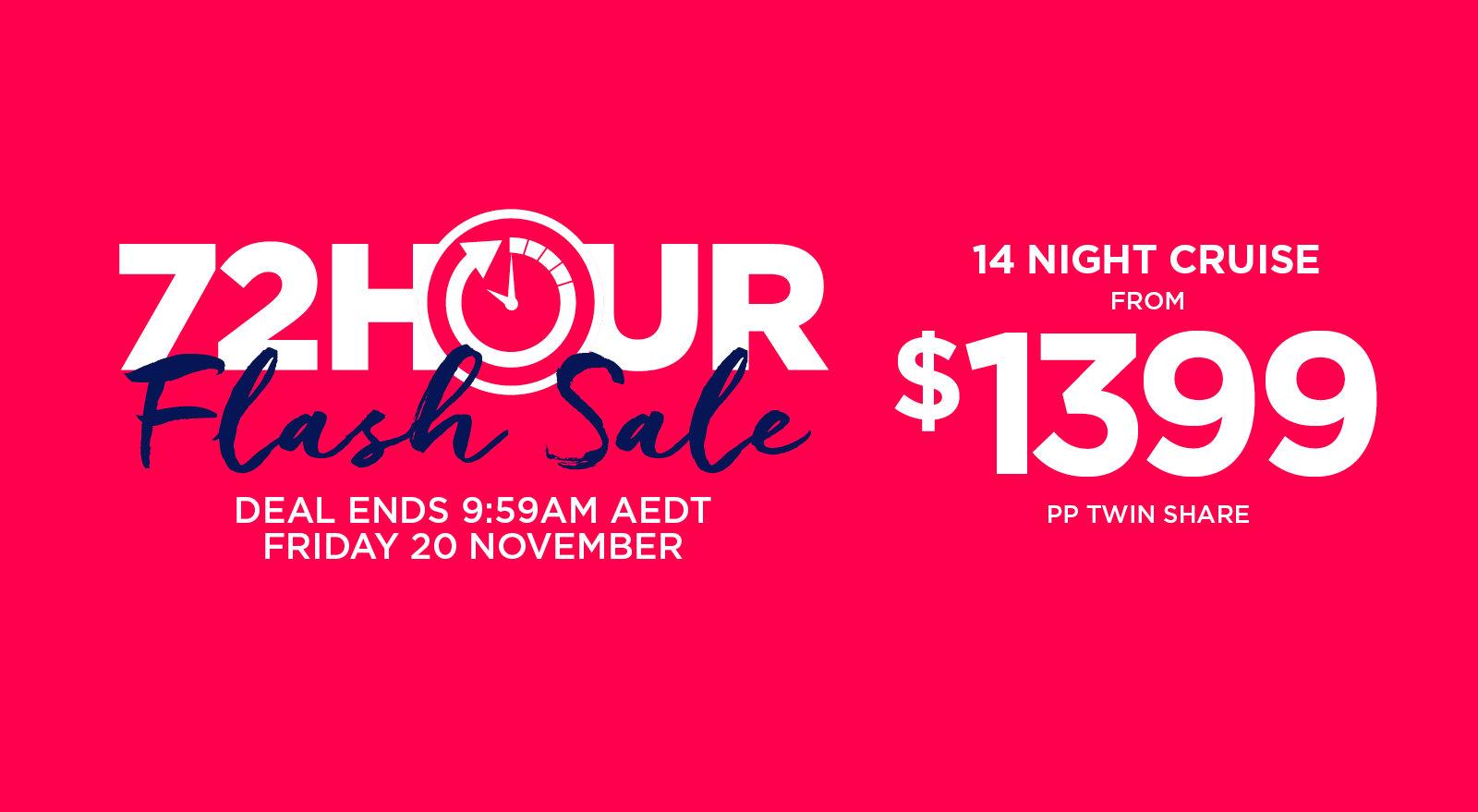 Royal Caribbean Australia Offering 72 Hour Cruise Sale