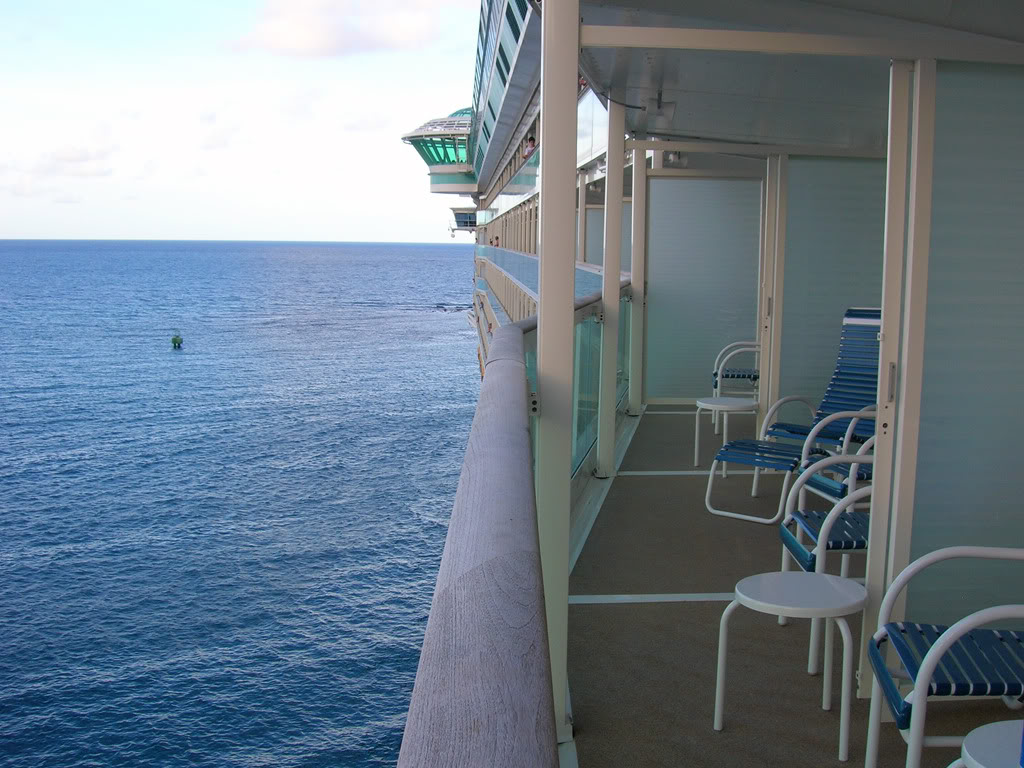 royal caribbean dropping balcony discount for crown and