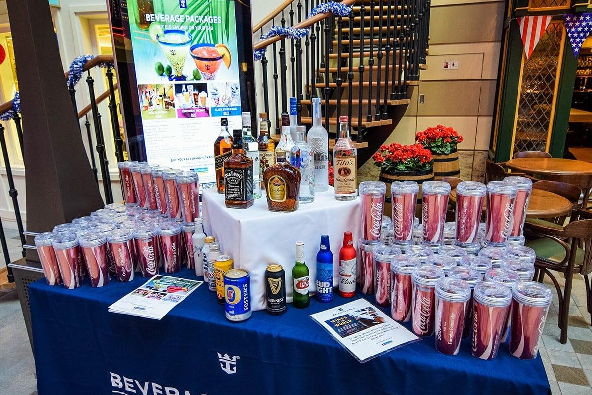 Royal Caribbean Drink Prices | Royal Caribbean Blog