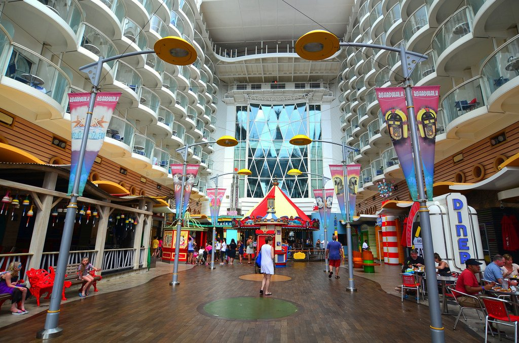 4 Royal Caribbean Features Inspired By Something Else