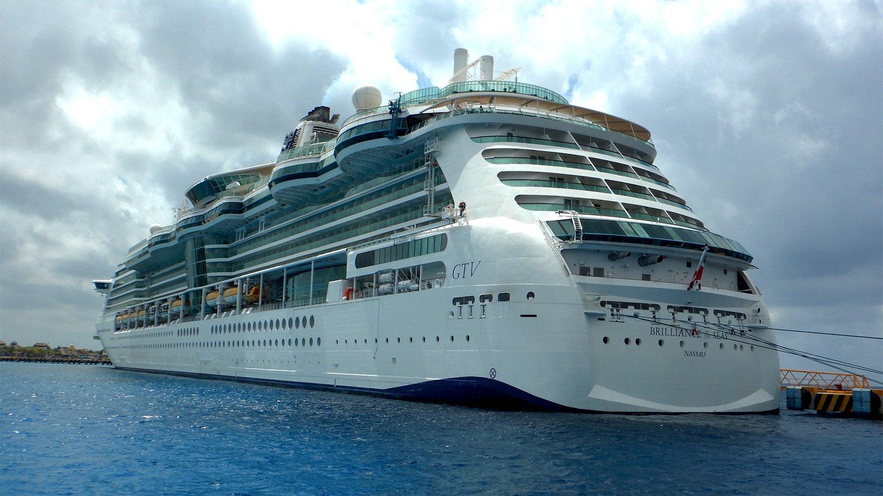 Live Blogging From Brilliance Of The Seas 2018 Preamble