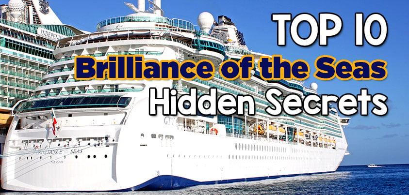 Top 10 Royal Caribbean Brilliance Of The Seas Hidden