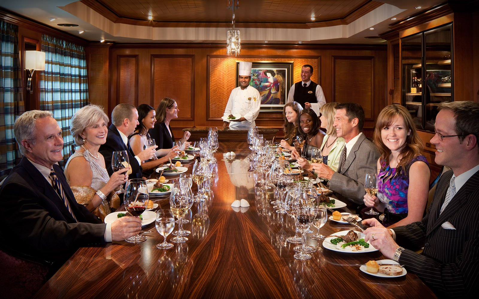 99 Days Of Harmony Chef S Table Royal Caribbean Blog