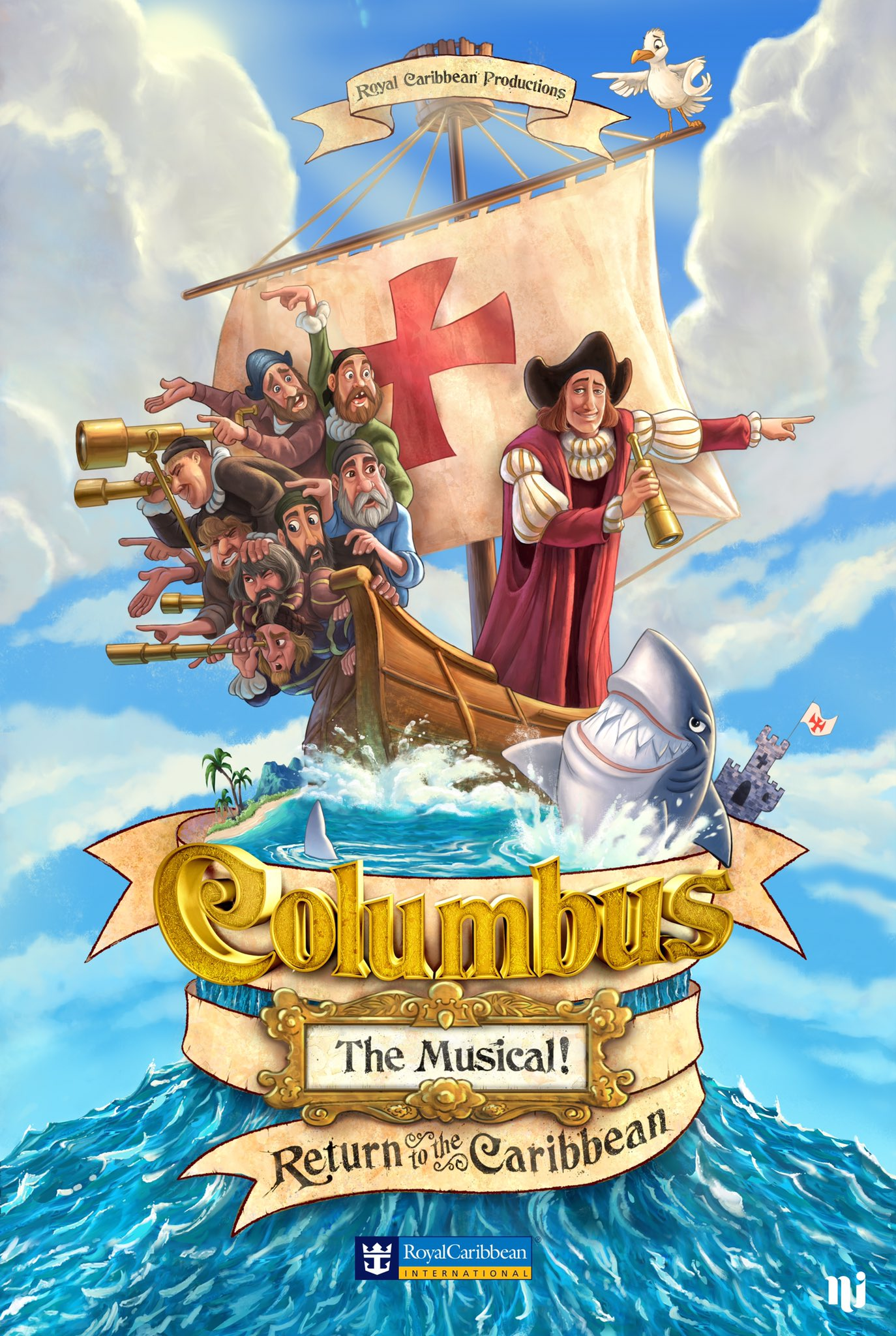columbus and the caribbean Today, the united states of america recognises columbus day a day which  commemorates christopher columbus' arrival in the americas.