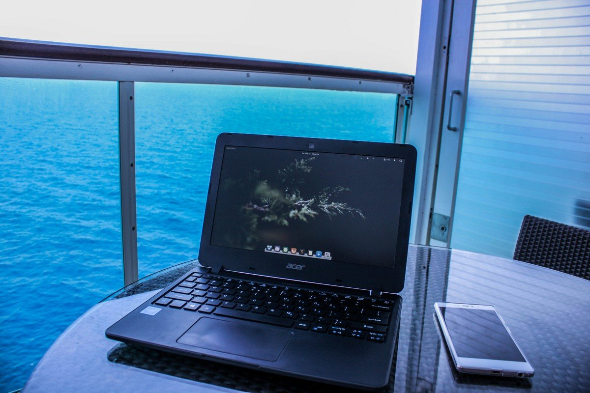 Cruise hack: Maximize Voom internet discount for Diamond members or