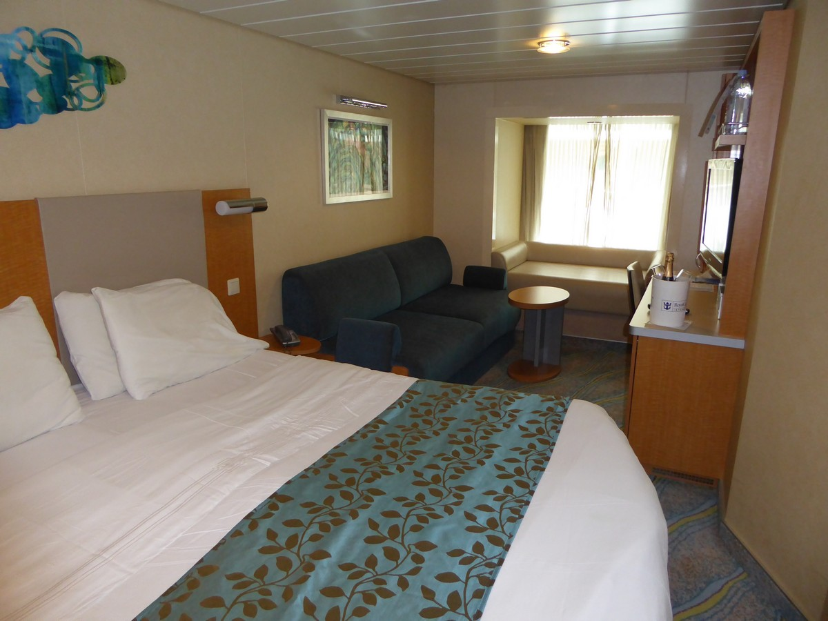 Photo Tour Of Category Cv Central Park View Stateroom On