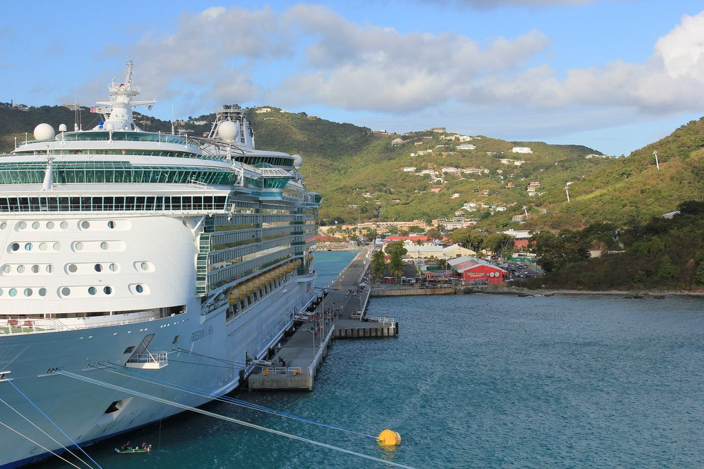 Royal Caribbean Cancels Two Cruise Ship Stops In St  Thomas Due To Expected Storm