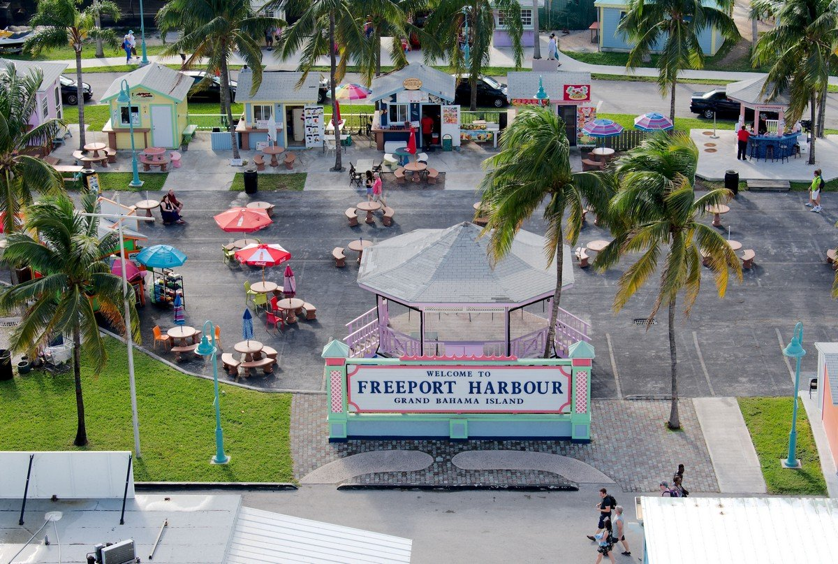 Royal Caribbean Working On Plans For Port In Freeport