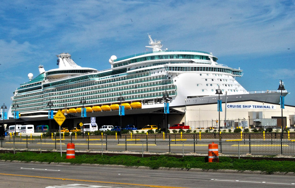 Galveston Cruise Terminal Expansion Delayed And Over