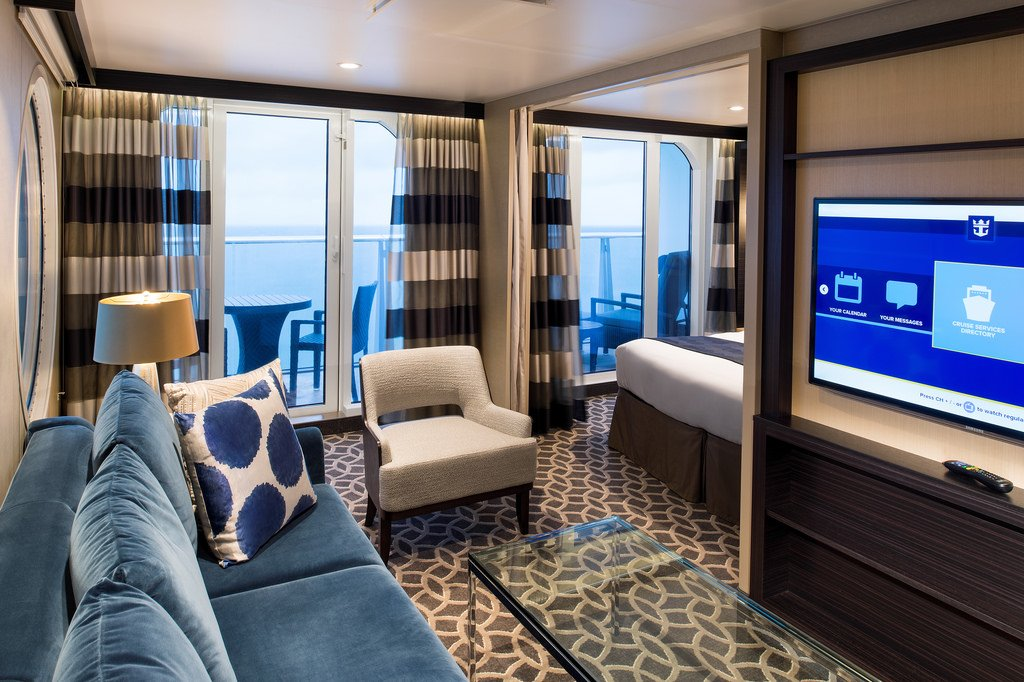 A Look At Royal Caribbean S Grand Suites Royal Caribbean