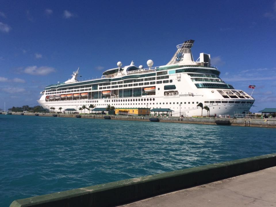 Royal Caribbean Diverts Grandeur Of The Seas To Cape Liberty To Avoid Atlanti