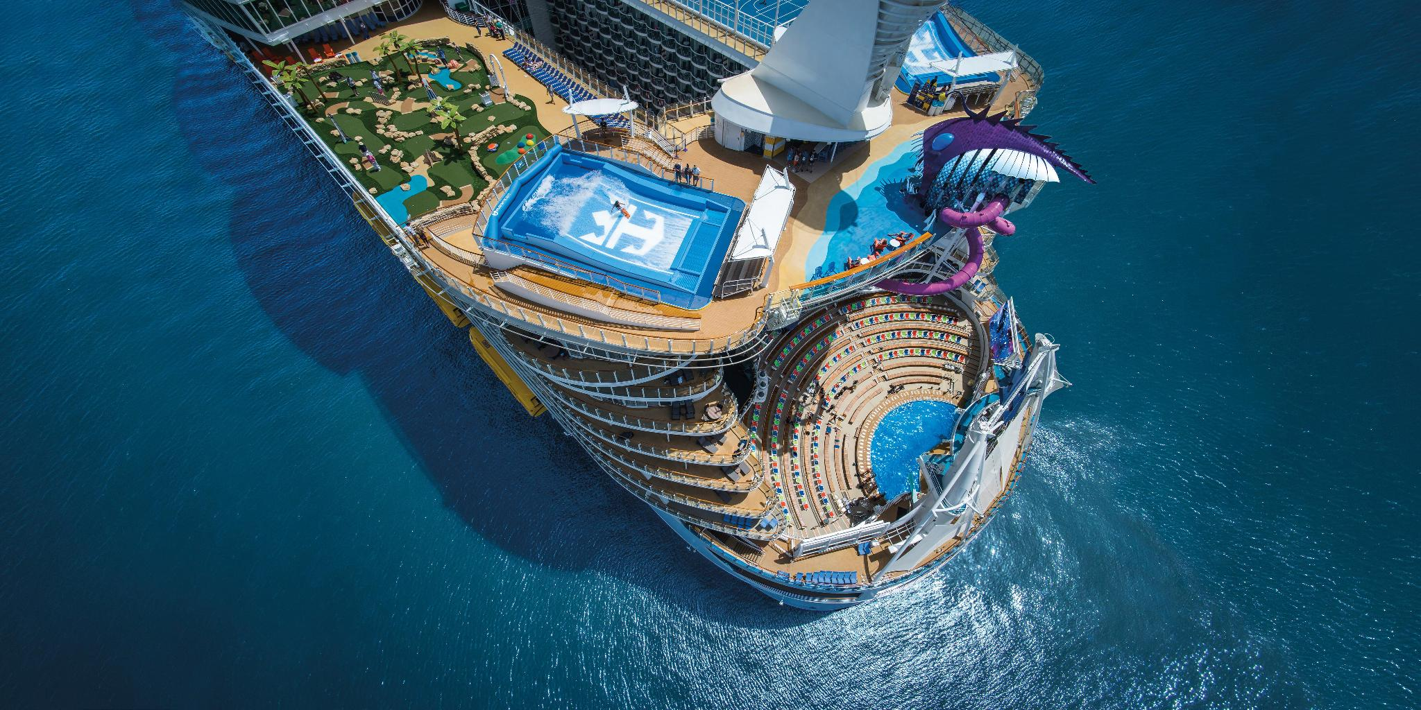 5 Things To Try On Royal Caribbeans Harmony Of The Seas Royal